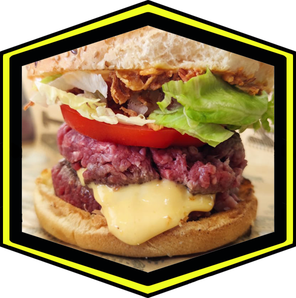 Burger de JetLag Food