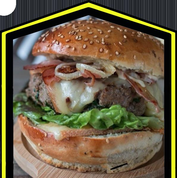 Exemple Burger gourmet JetLagFood