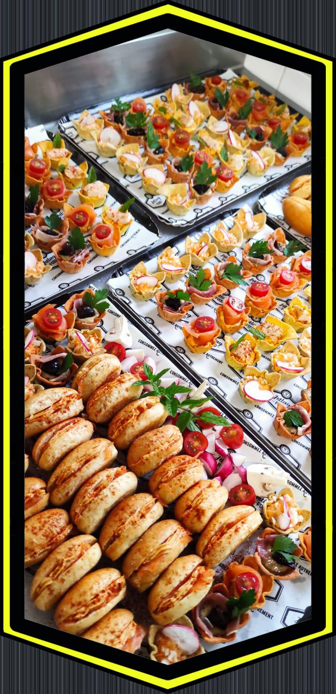 Plateau évènement JetLag Food