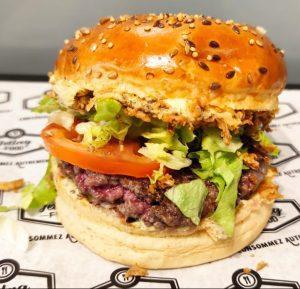 Fresh Burger Paris de JetlagFood