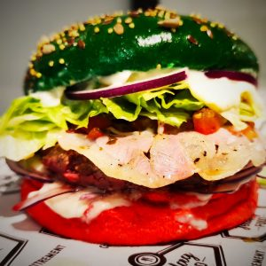 Burger du mois El Fuego de JetlagFood